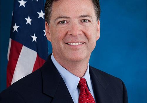 FBI Director James B. Comey (Photo: FBI)