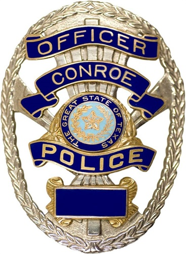 Photo: Conroe Police Department/Facebook