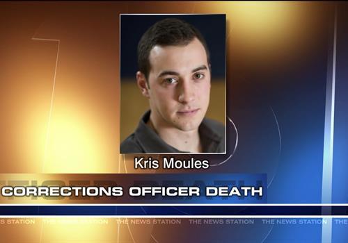 Officer Kris Moules (Photo: WNEP screenshot)