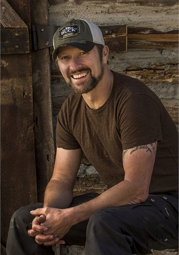 Craig Morgan is the new Spirit of Blue spokesperson. 