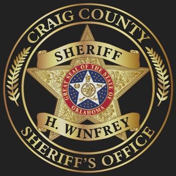 Photo: Craig County Sheriff's Office