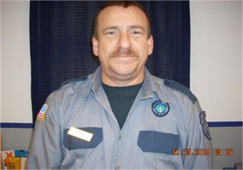 Correctional Officer 5 Christopher Davis, 53, died in the crash. He had 205 months of service with the agency.