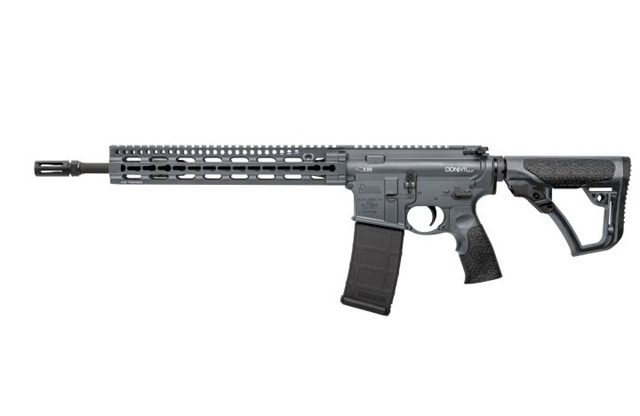 Daniel Defense has added the Daniel Defense Tornado color to its best-selling DDM4V11 SLW rifle lineup. (Photo: Daniel Defense)