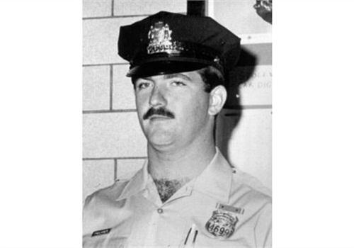 Officer Daniel Faulkner (Photo: Philadelphia PD)