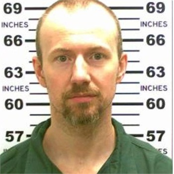 David Sweat murdered a Broome County (N.Y.) Sheriff's deputy after robbery of a firearms store. (Photo: New York State Police)