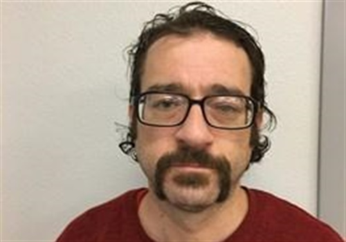 Anthony Akers, a 38-year-old who has a history of drug abuse and protection order violations, is presently wanted by the Washington Department of Corrections for Failure to Comply. Image courtesy of Richland PD / Facebook.