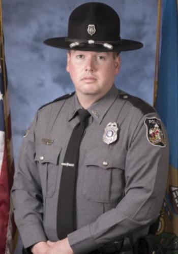 Patrolman First Class Sean Aaron Hudson (Photo: Milford PD)