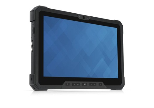 Dell's new Latitude 12 Rugged Tablet (Photo: Dell)