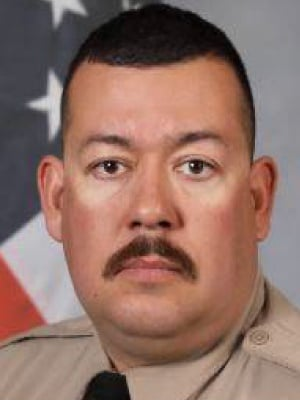 Deputy Jose Velasco of the Pima County (AZ) Sheriff's Office was dragged by a vehicle and shot at a traffic stop Tuesday. Velasco is recovering. The suspect was killed when the deputy returned fire.