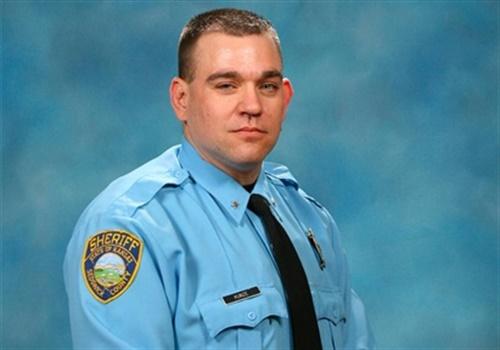 Deputy Robert Kunze of theSedgwick County (KS) Sheriff's Office. Image courtesy of SCSO.