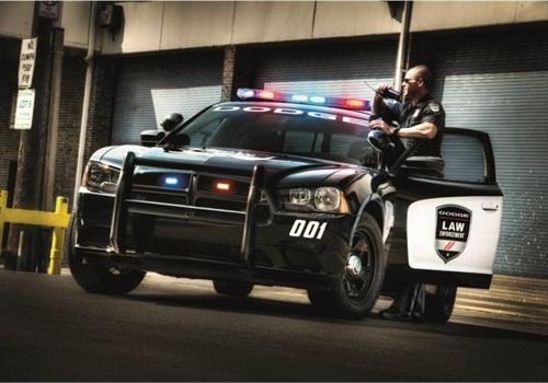 2013 Dodge Charger Pursuit. Photo courtesy of Chrysler.