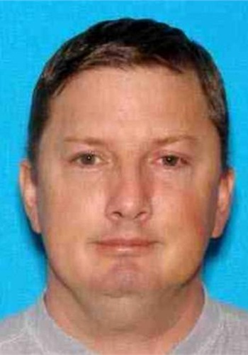Suspected serial killer Neal Falls, 45, of Oregon was killed with his own gun when he attacked a woman. (Photo: Charleston PD)