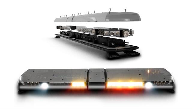 12+ Series Vantage Lightbar (Photo: Ecco)
