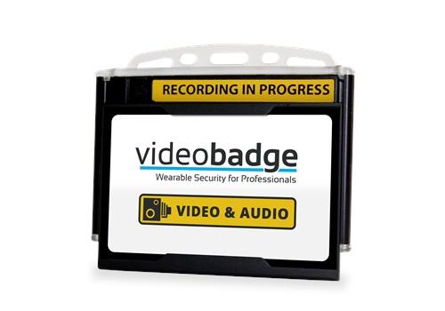 VideoBadge Body Worn Cameras (Photo: Edesix)