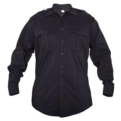 Elbeco's new Reflex uniform series long-sleeve shirt (Photo: Elbeco)