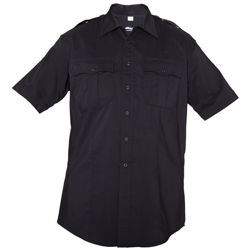 Elbeco's new Reflex uniform series short-sleeve shirt (Photo: Elbeco)