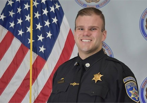 Erie County Sheriff's Deputy Richard Lundberg (Photo: Facebook/Erie County Sheriff's Office)