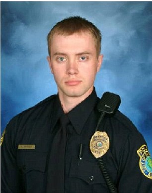Sgt. Allen Brandt (Photo: Fairbanks PD)