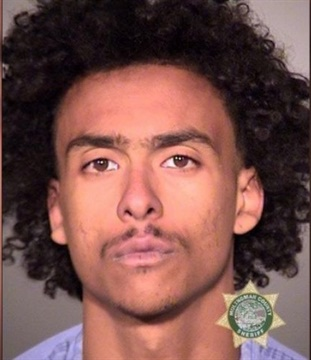 Fellony Hudson faces multiple felony charges. (Photo: Multnomah County SO)