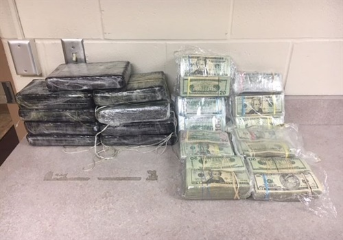 "In addition to the fentanyl a ""large amount of marijuana and more than $100,000 in cash"" were also seized. (Photo: Ohio Attorney General's Office)"