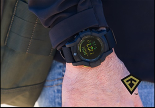 Canyon Digital Compass watch (Photo: First Tactical)