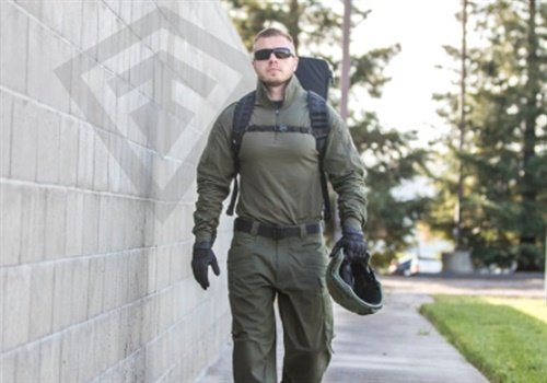 First Tactical Defender Series Pant and Shirt (Photo: First Tactical)