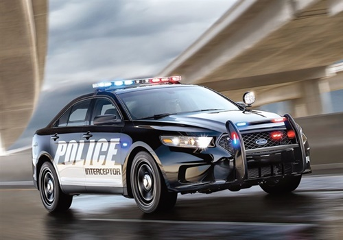2017 Ford Police Interceptor Sedan Photo