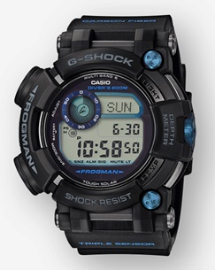 Master of G FROGMAN GWFD1000B-1 (Photo: Casio)