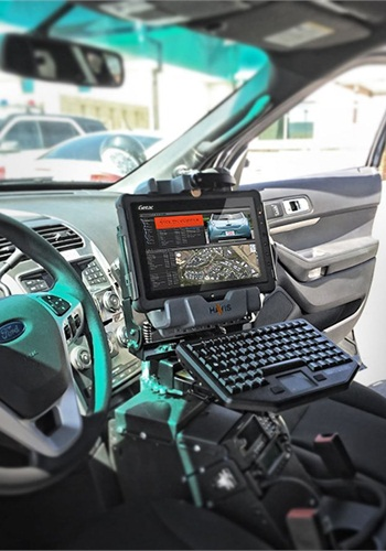 Las Vegas Metro Pd Takes Delivery Of Getac Rugged Tablets