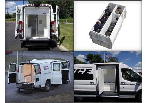 Prisoner Transport Van >> Havis Introduces New Prisoner Transport Inserts And