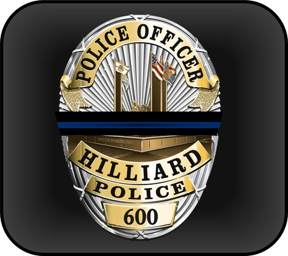 Photo: Hilliard Division of Police Facebook