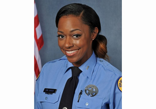 Officer Natasha Hunter (Photo: New Orleans PD)
