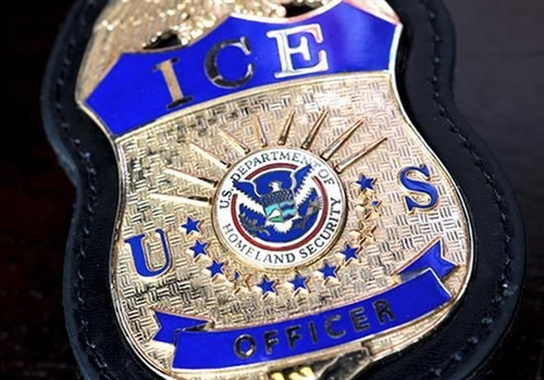 Photo: U.S. Immigration and Customs Enforcement press release