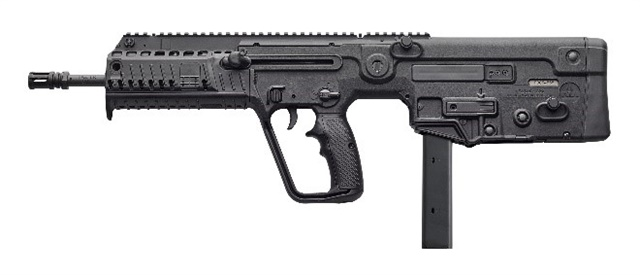 Pennsylvania State Capitol Police Upgrade to IWI US Tavor