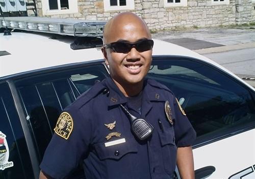 Officer Thomas Wagstaff