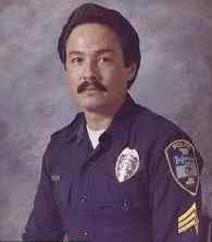 Sgt. George Aguilar Sr. was slain in 1988. (Photo: Inglewood PD)