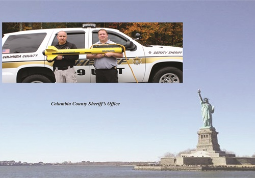 JW Fishers ROVs Used by Agencies Throughout New York - Vehicle Ops