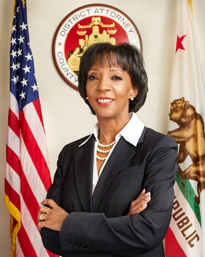 Jackie Lacey (Official Photo: L.A. County DA's Office)