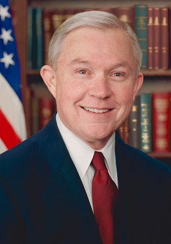 Jeff Sessions (Photo: official portrait)