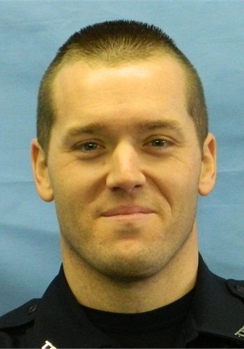 Officer Joseph Maher (Photo: Tupelo Police Department)