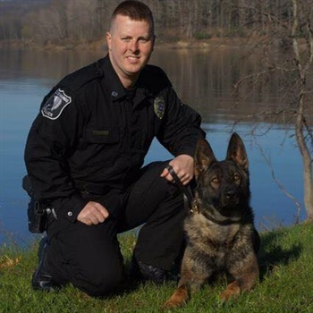 K-9 Choper died from injuries sustained during a training exercise. (Photo: Conewango Township PD/Twitter)