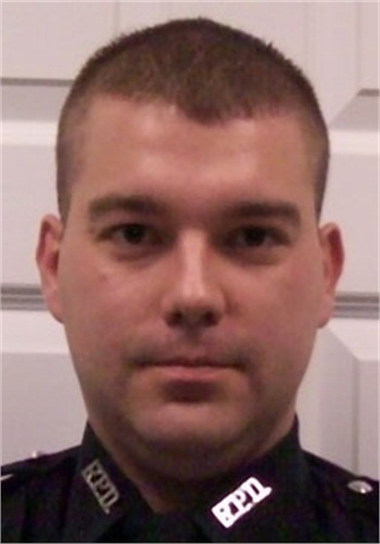 Richmond, KY, officer Daniel Ellis died Friday from gunshot wounds he suffered while responding to a robbery earlier this week.