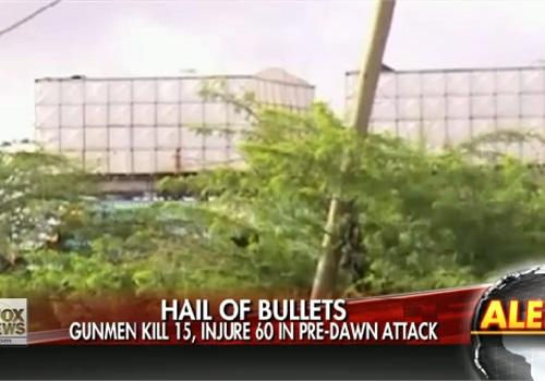 Kenya's Garissa University was scene of a horrific terror attack. (Photo: Screen Shot from Fox News)
