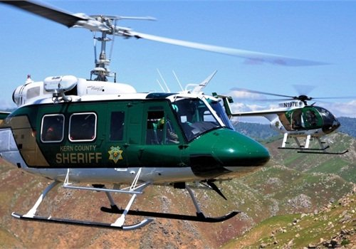 Photo: Kern County (Calif.) Sheriff's Office