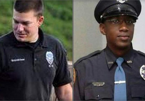 Hattiesburg police officersBenjamin Deen, 34, and Liquori Tate, 25, were killed May 10 during a traffic stop. (Photo: Hattiesburg PD)