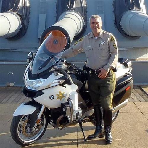 Los Angeles County Sheriff's Deputy Michael Leonard Haak was killed Sunday in an off-duty accident. (Photo: LASD/Facebook)