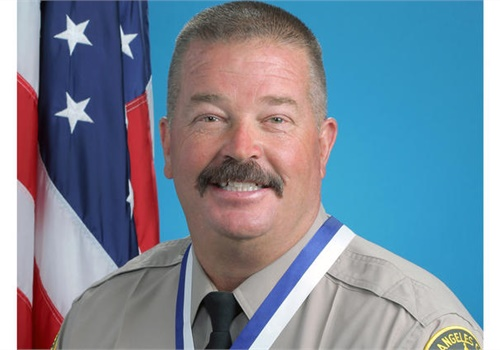 L.A. County Sheriff's Sgt. Steve Owen (Photo: Los Angeles County Sheriff's Department)