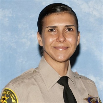 Los Angeles County Sheriff's Department Dep. Cecilia Hoschet was shot and killed in an apparent murder-suicide on Sept. 6, 2015. (Photo: LASD)