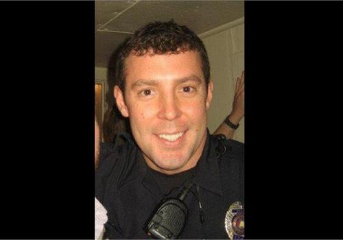 Anniston (Ala.) PD's Officer Justin Sollohub.