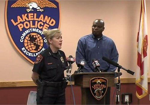 Screenshot: Lakeland PD